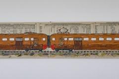 Trenino littorina su orari ferroviari